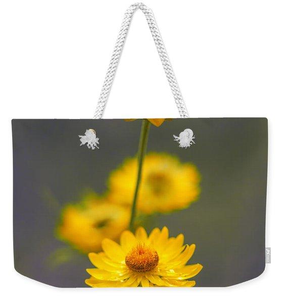 Hillflowers Weekender Tote Bag