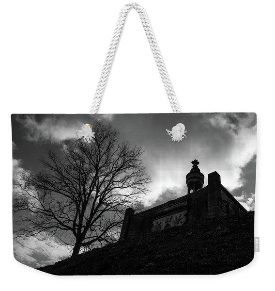 Hilltop Memorial  Weekender Tote Bag