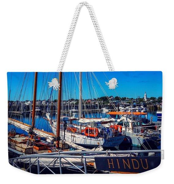 Hindu Weekender Tote Bag