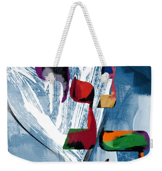 Hineni Heart- Art By Linda Woods Weekender Tote Bag