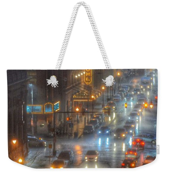 Hippodrome Theatre - Baltimore Weekender Tote Bag