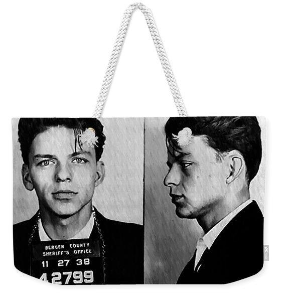 His Way Weekender Tote Bag