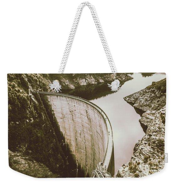 Historic Australian Landmark Weekender Tote Bag