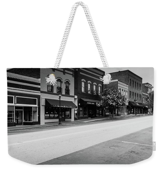 Historic Buford Downtown Area Weekender Tote Bag