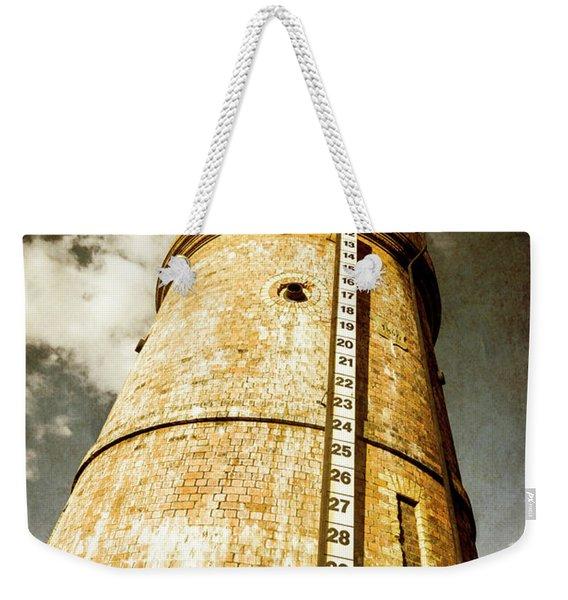 Historic Water Storage Structure Weekender Tote Bag
