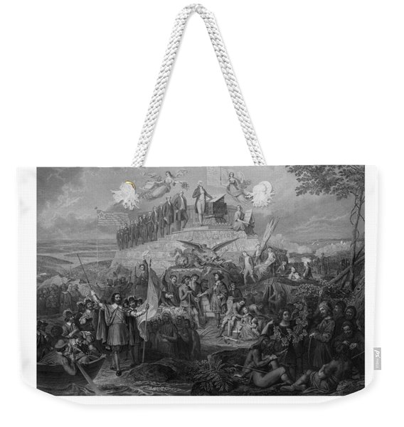 Historical Monument Of Our Country Weekender Tote Bag