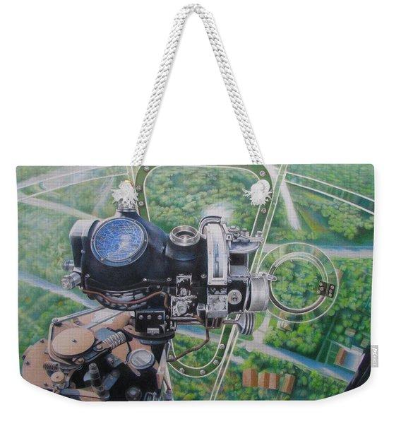 Historical Sight Weekender Tote Bag