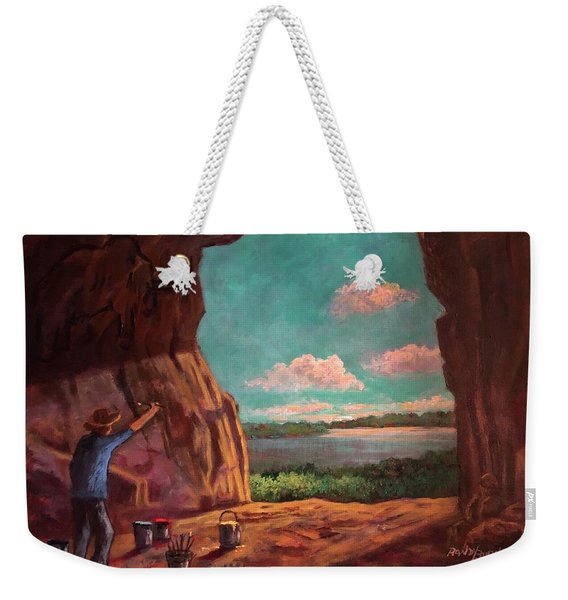 History Of Art Weekender Tote Bag