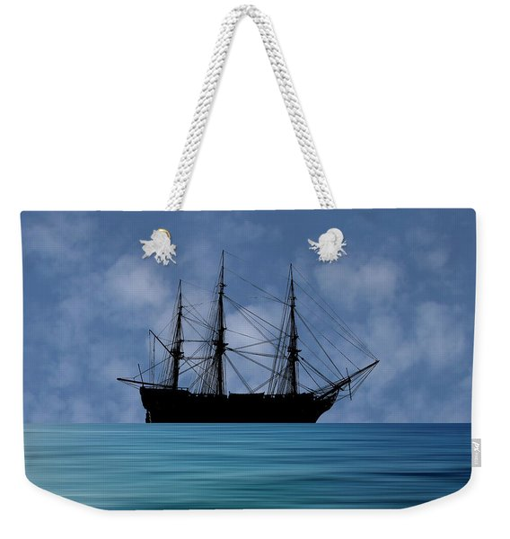 Hms Mars 1794 V1 Weekender Tote Bag