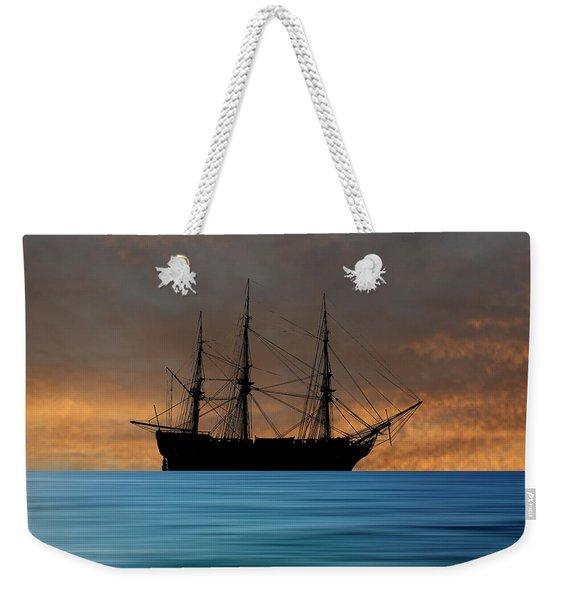 Hms Mars 1794 V3 Weekender Tote Bag