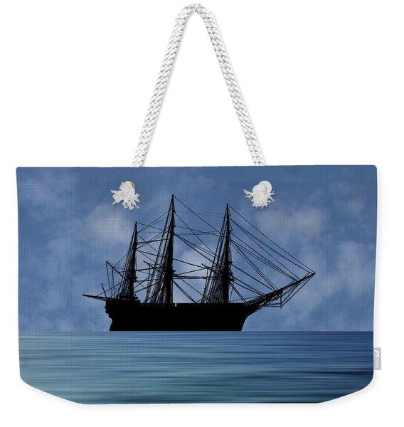 Hms Royal Albert 1854 V1 Weekender Tote Bag