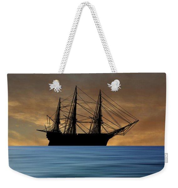 Hms Royal Albert 1854 V2 Weekender Tote Bag
