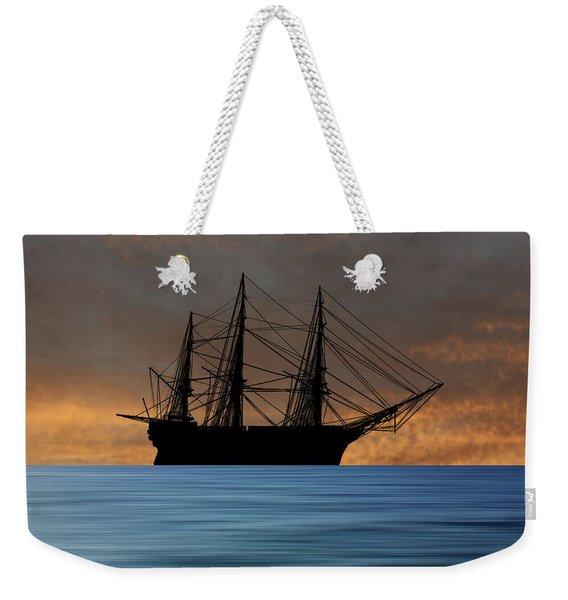 Hms Royal Albert 1854 V3 Weekender Tote Bag