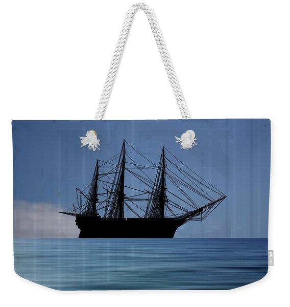 Hms Royal Albert 1854 V4 Weekender Tote Bag