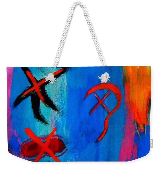 H.n.e, S.n.e. ,s.n.e Weekender Tote Bag