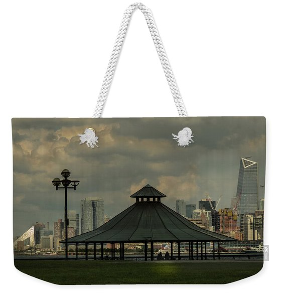 Away From It All Weekender Tote Bag