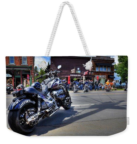 Hog Town Weekender Tote Bag