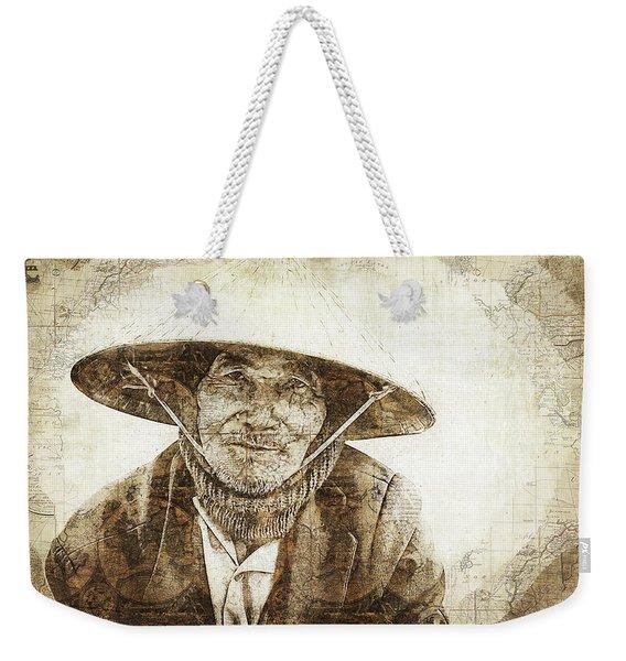 Hoi An Gent Weekender Tote Bag