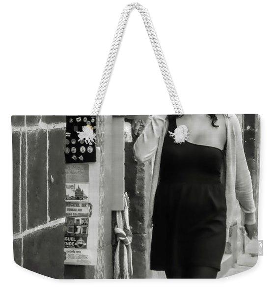 Hola Weekender Tote Bag