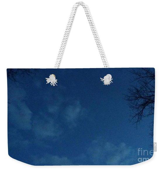 Holding You In Heaven Weekender Tote Bag