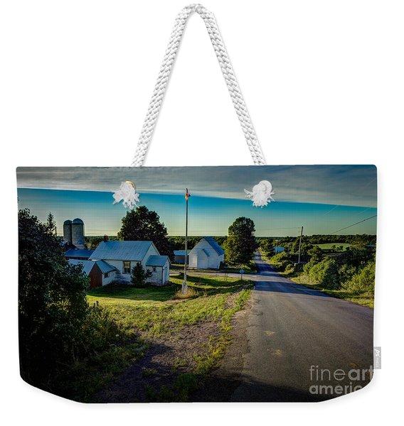 Holleford Rim Weekender Tote Bag