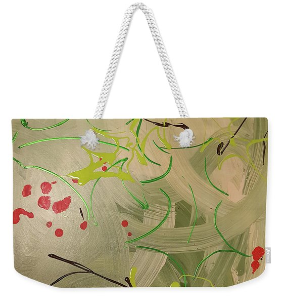 Holly And The Ivy Weekender Tote Bag