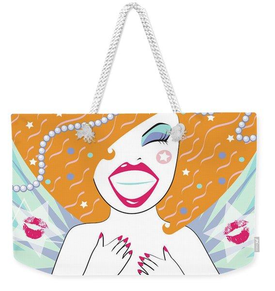 Hollywood Star Weekender Tote Bag