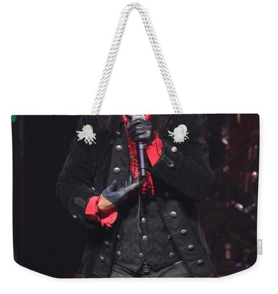 Hollywood Vampires Alice Cooper Weekender Tote Bag