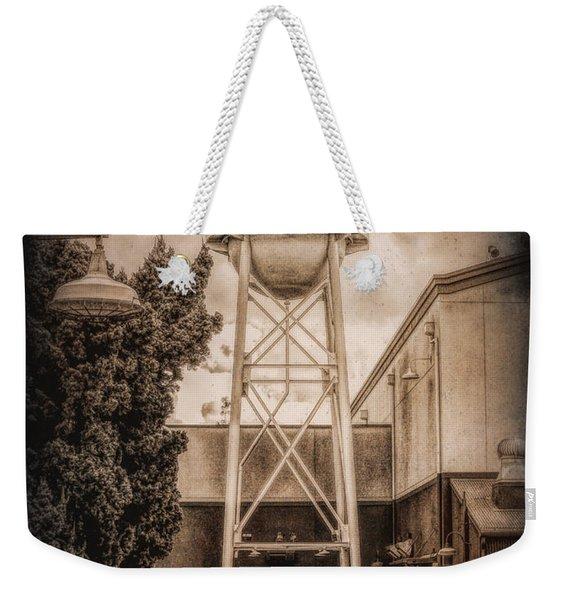 Hollywood Water Tower 2 Weekender Tote Bag