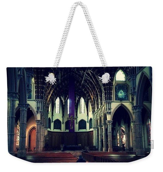 Holy Week Weekender Tote Bag