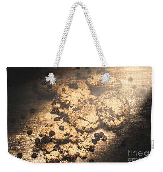 Home Biscuit Baking Weekender Tote Bag
