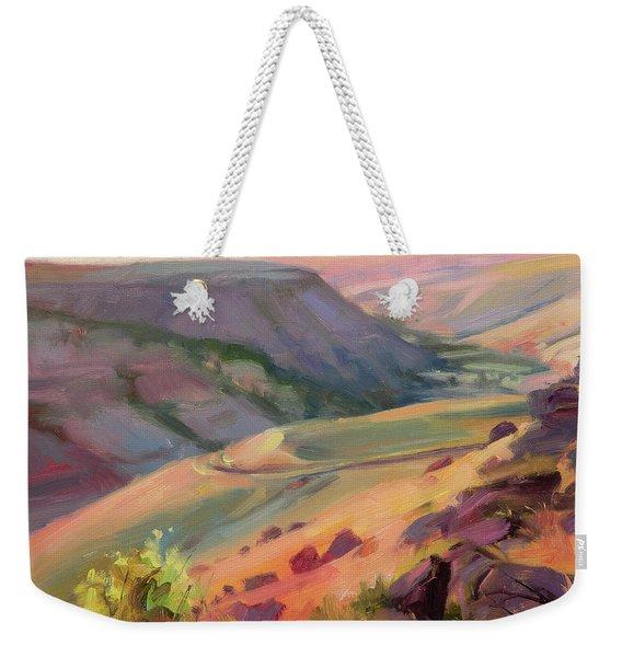 Home Country Weekender Tote Bag