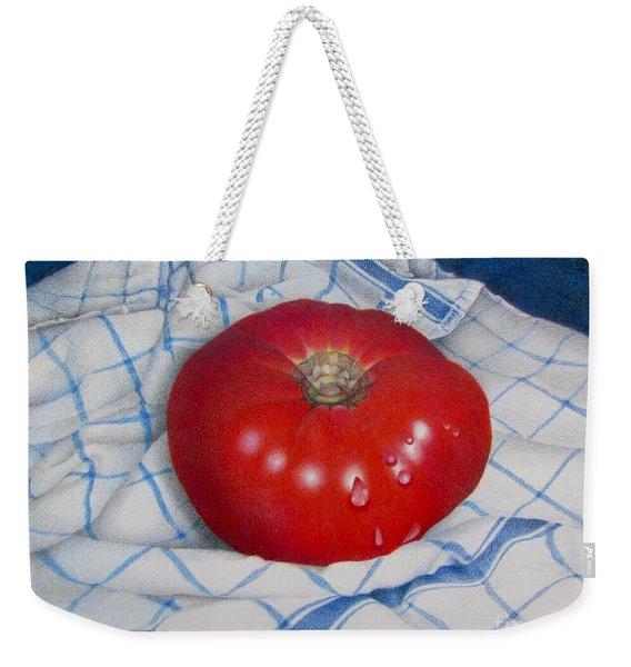 Home Grown Weekender Tote Bag