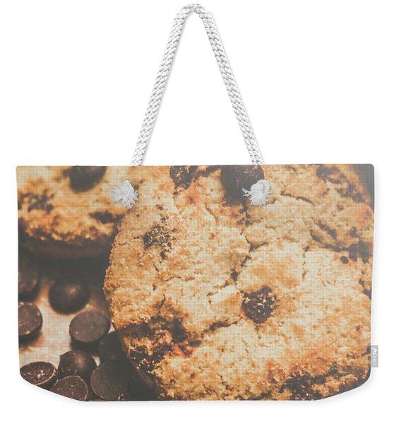 Home Made Biscuit Batch Weekender Tote Bag