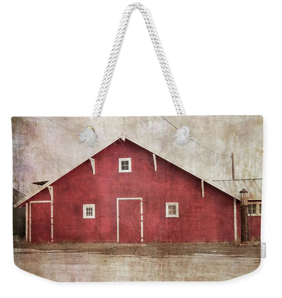 Home Place Barn Weekender Tote Bag