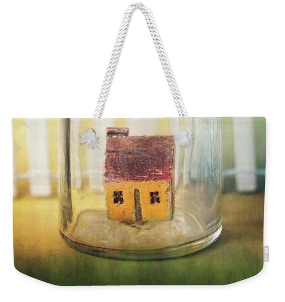 Home Sweet Home Weekender Tote Bag
