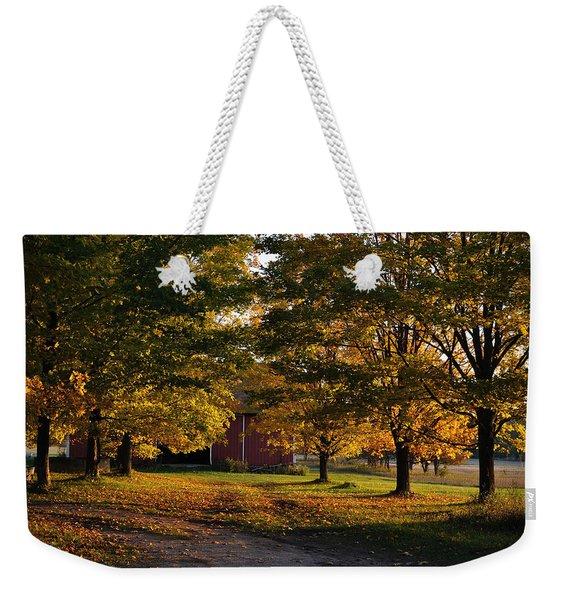 Homecoming Weekender Tote Bag