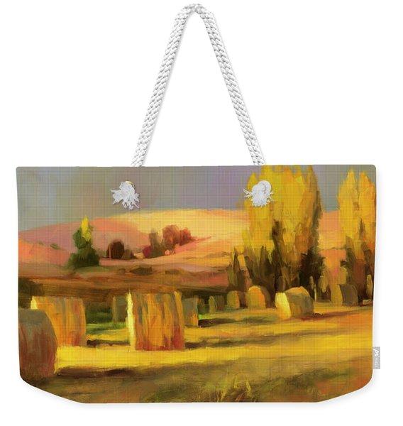 Homeland 3 Weekender Tote Bag