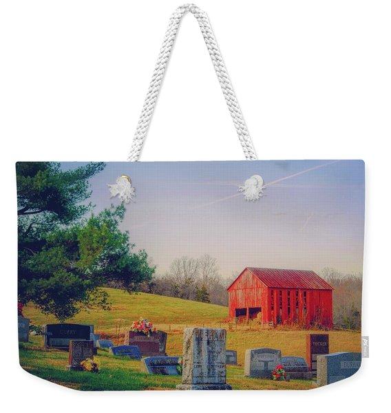 Hometown Weekender Tote Bag