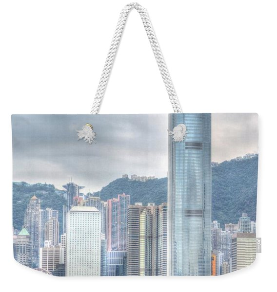 Hong Kong China 2 Weekender Tote Bag