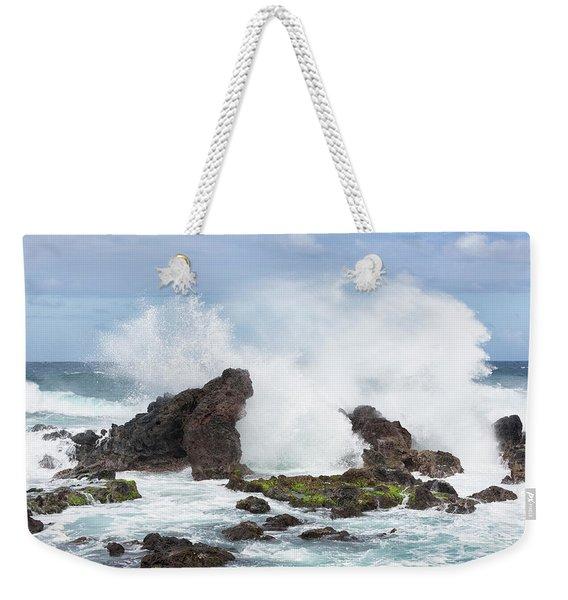 Hookipa Point Weekender Tote Bag