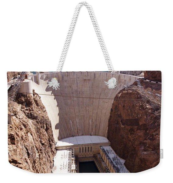 Hoover Dam II Weekender Tote Bag
