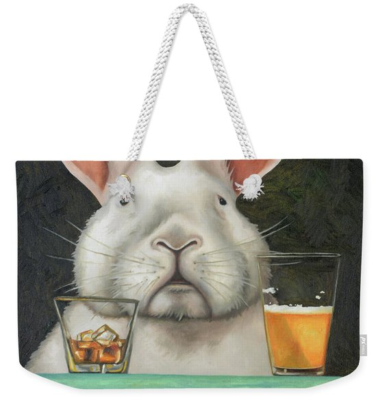 Hop Scotch Weekender Tote Bag