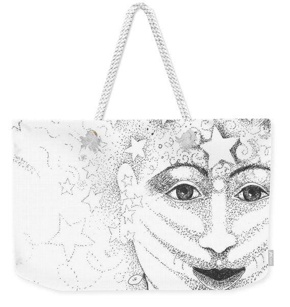 Hope And Rebirth Weekender Tote Bag