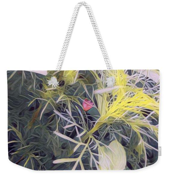 Hope Buds Weekender Tote Bag