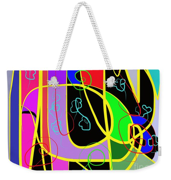 Hope For A Better World Weekender Tote Bag