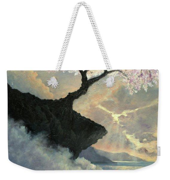 Hope Inclines Weekender Tote Bag