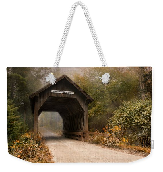 Hope Meadow Weekender Tote Bag