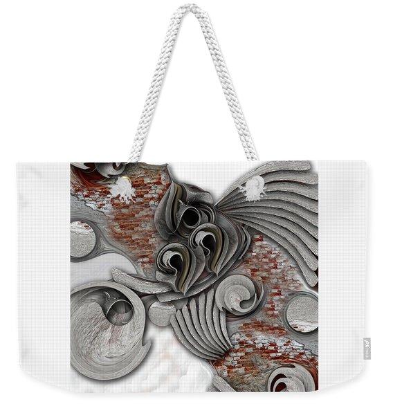 Hope Of Life  Weekender Tote Bag