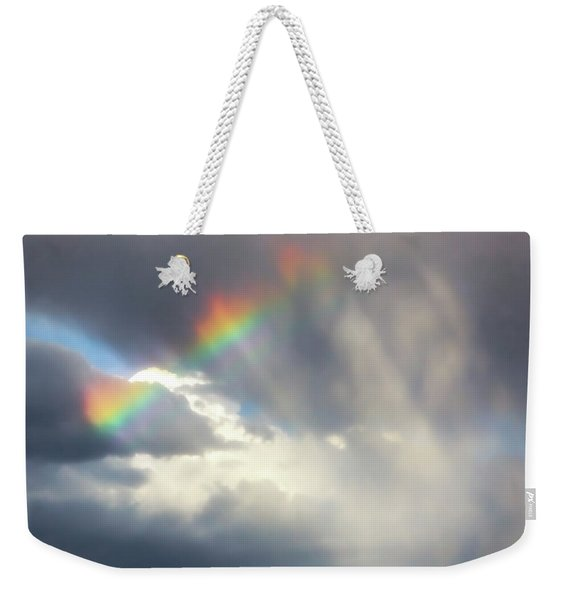 Hope On The Other Side Weekender Tote Bag